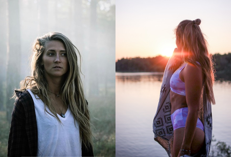 Skog och friluftsliv, Camilla Johansson