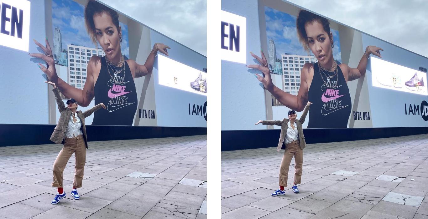 Rita Ora, IAMJD