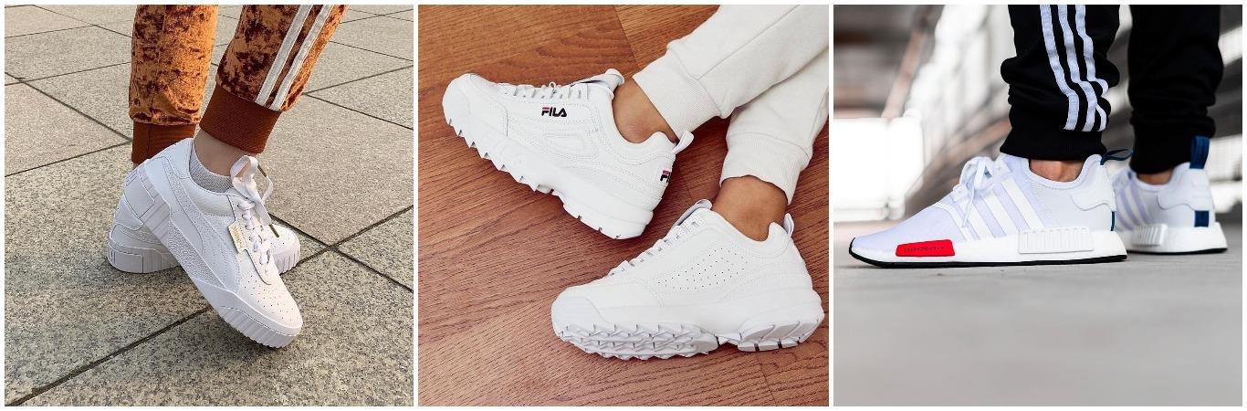 REA, sneakers, herr, dam, höst, adidas, adidas Originals, Fila, Fila Disruptor, PUMA, PUMA Cali, JD Sports