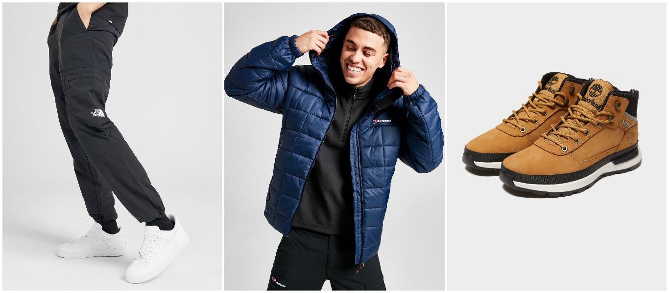 fars dag, pappa, present, fars dag 2020, friluftskläder, jacka, Timberland, herr