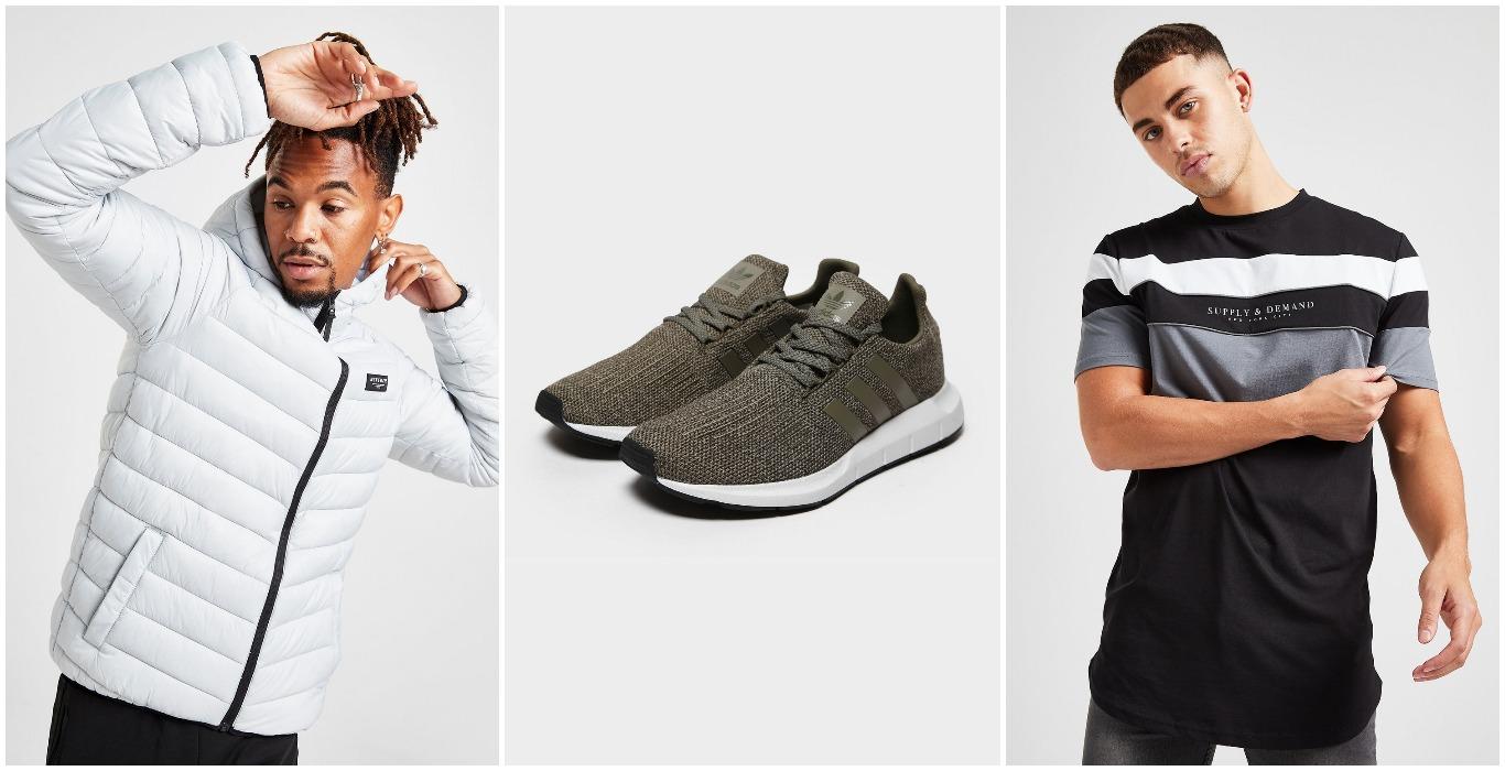 pappa, present, träningskläder, sneakers, REA, rabatt, herr