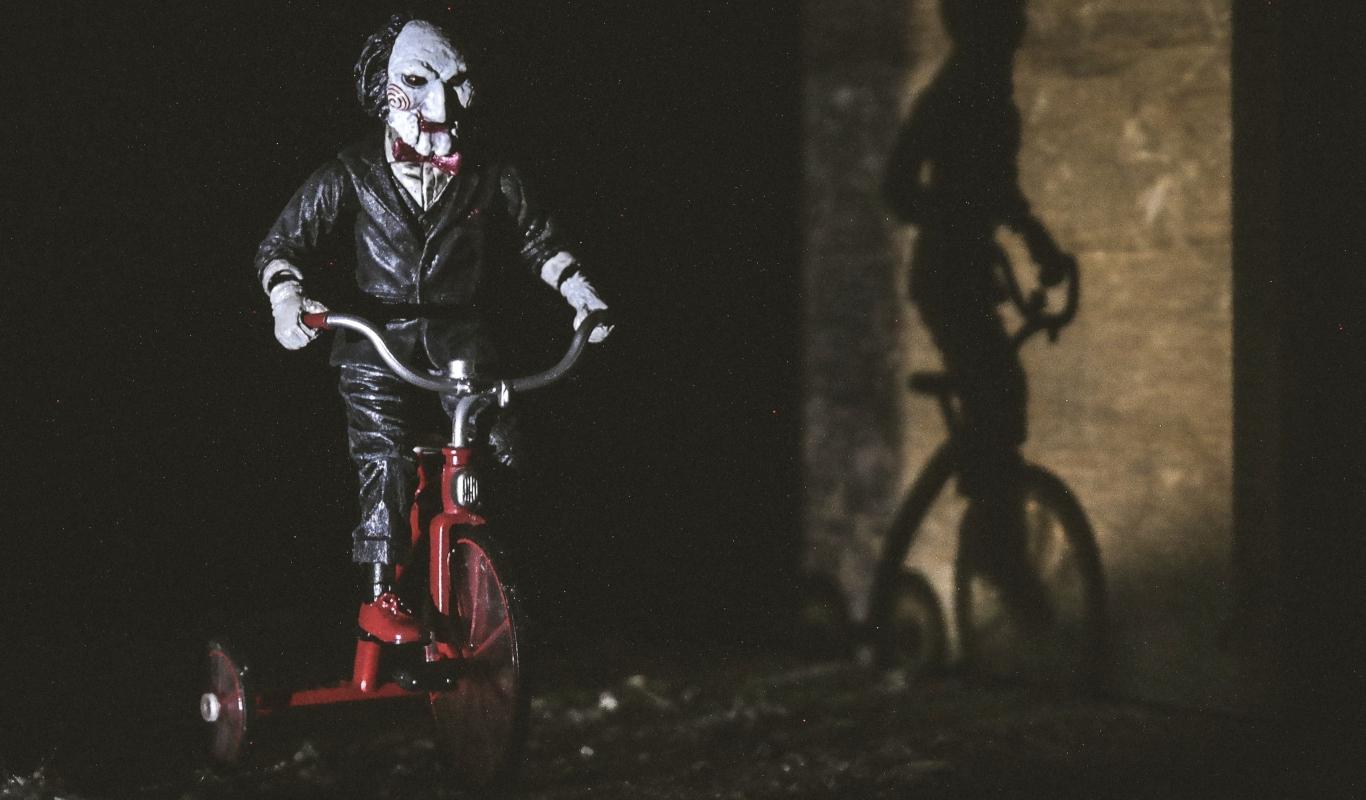 Saw, Halloween 2020, Jigsaw