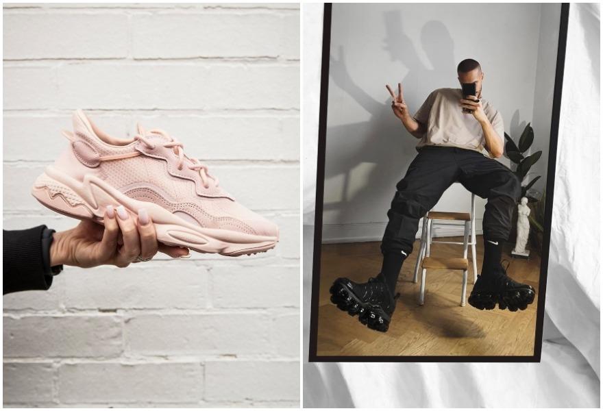 Maximiliano Greppi, Nike, Vapormax Plus, adidas Originals, Ozweego