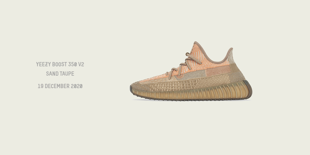 adidas Yeezy Boost 350 V2 Sand Taupe, Kanye West
