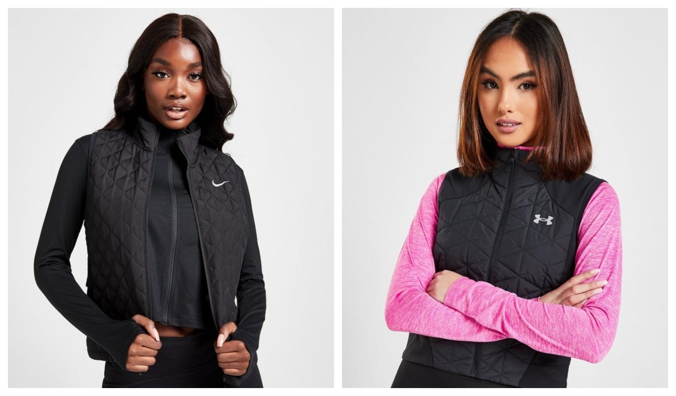 Uteträning, Utomhusträning, Träningskläder, Under Armour, Nike
