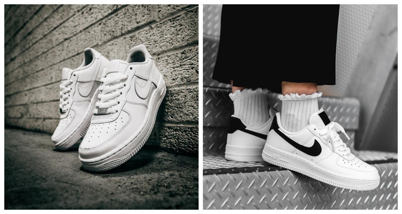 Nike Air Force 1, Vita sneakers