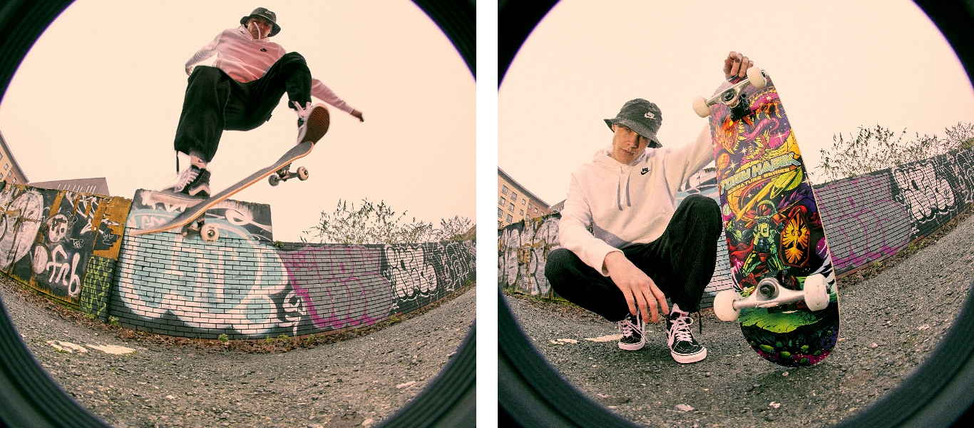 Tony Hawk, skateboards