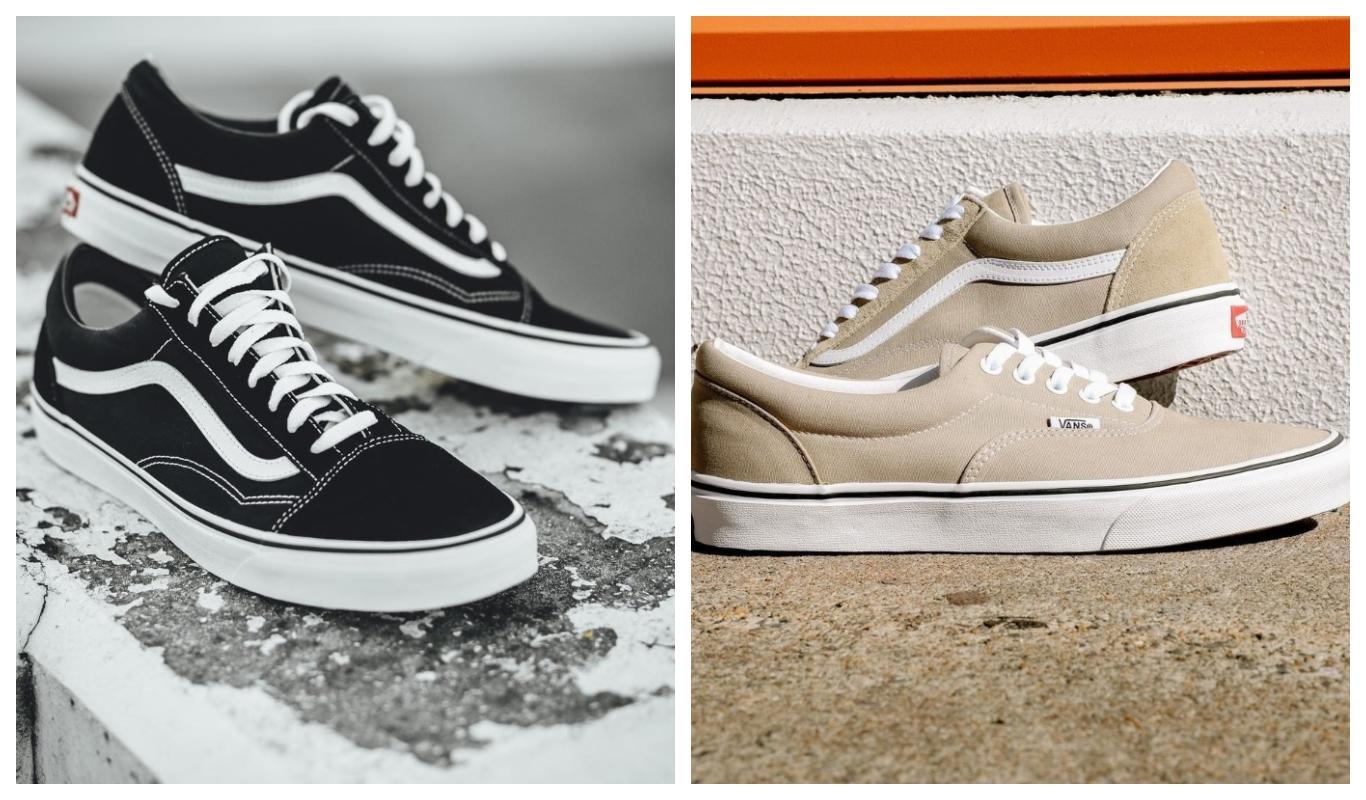 Sneakers för sommaren, Vans Old Skool