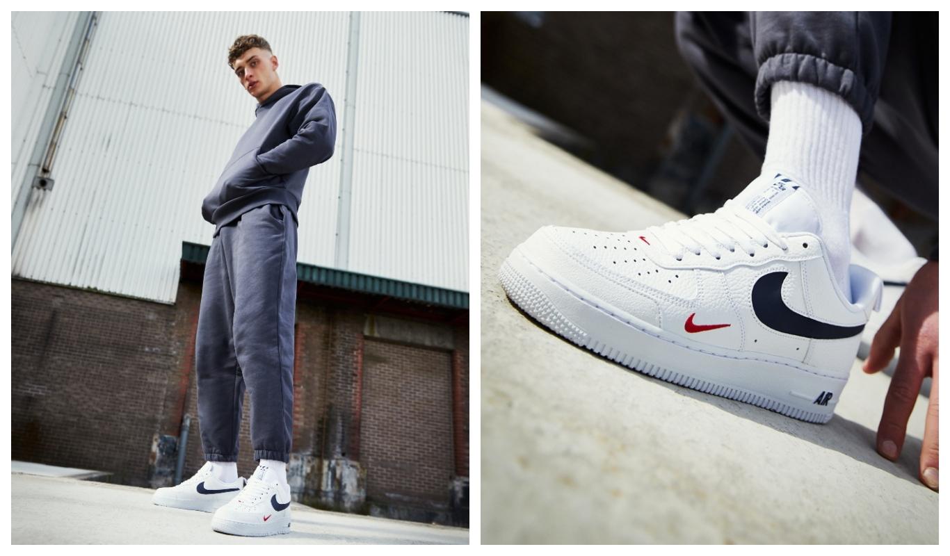 Sneakers för sommaren Nike Air Force 1