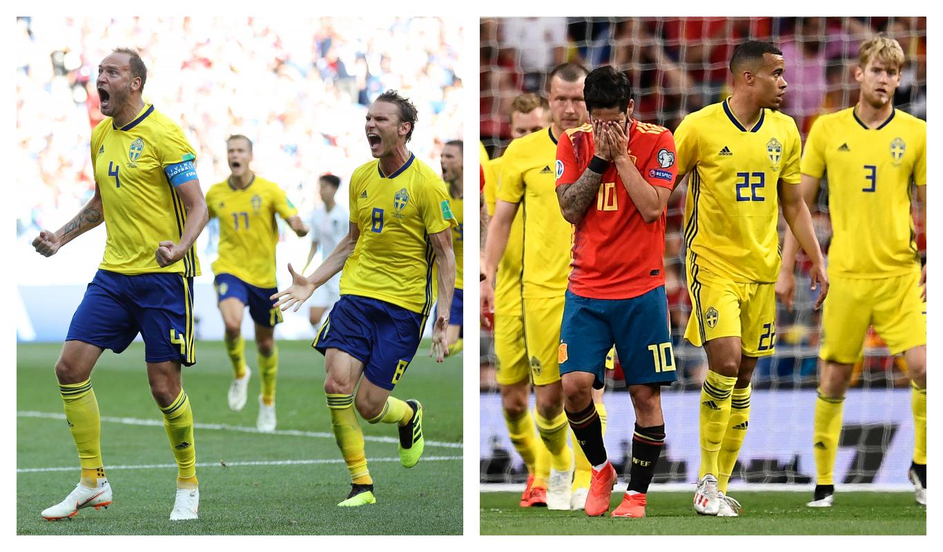 Euro 2020. EM 2021, Fotboll, Sverige, Svenska landslaget