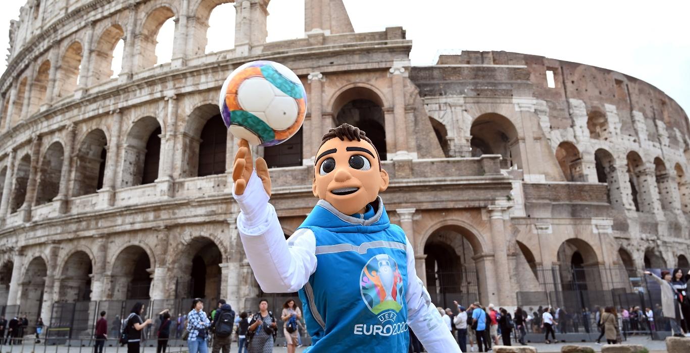 Euro 2020. EM 2021, Fotboll